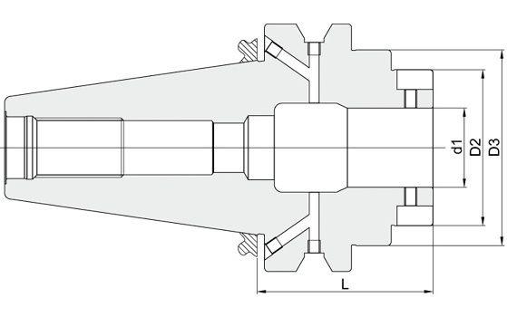 Adattatore modulare BT -  DP
