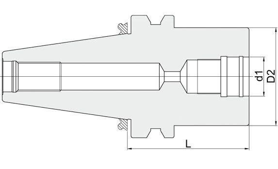 Adattatore Modulare tipo BT - VAR