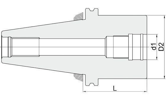 Adattatore Modulare tipo SK - VAR