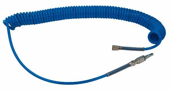 Tubo a spirale per connessione aria principale